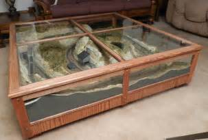 Z Scale Coffee Table