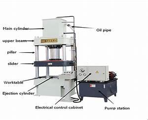 Hydraulic Press Machine 5 Ton Hydraulic Press Machine 100