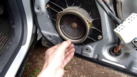 Wiring For In 2013 Rav4 Limited by Betty Rav4 Blown Door Speaker Inspection