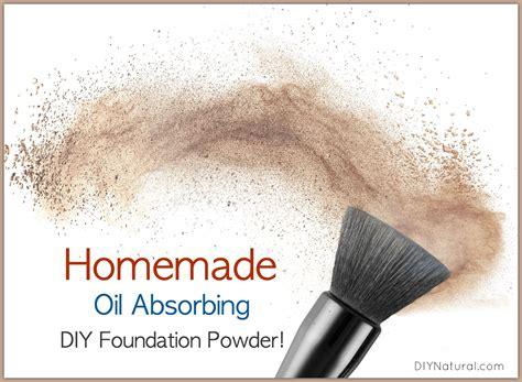 homemade makeup powder foundation  oily skin