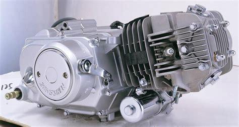 70cc Motorcycle Engine