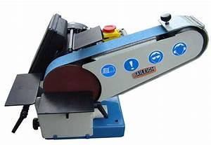 Baileigh DBG-62 Combination Disc and Belt Grinder