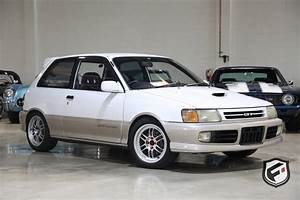 1990 Toyota Starlet Gt Turbo Ep82 For Sale  64683