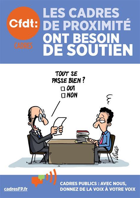 gt gt 5 affiches de cagne la cfdt avec les cadres publics www cadresfp fr