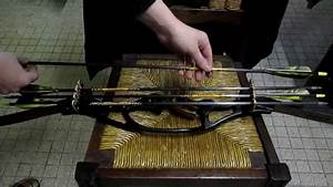 Fabriquer Un Arc : archery fabrication d 39 un carquois d 39 arc youtube ~ Nature-et-papiers.com Idées de Décoration