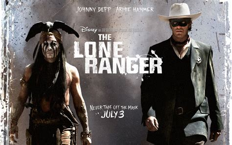 review the lone ranger