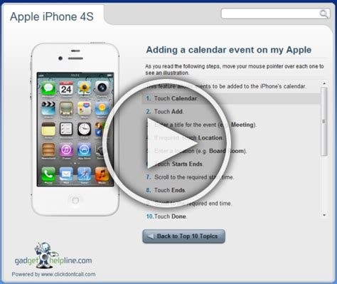 iphone 4s manual apple iphone 4s interactive guide an manual to