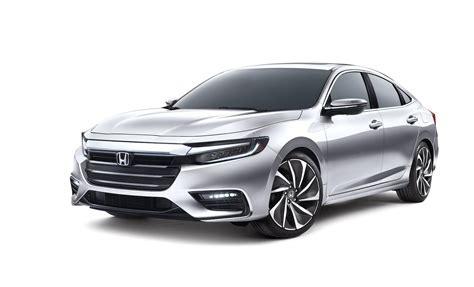 2019 Honda Insight hybrid ousts Civic Hybrid for upscale ...