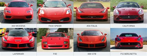 ferrari 458 vs 488 how to tell the difference between ferrari models