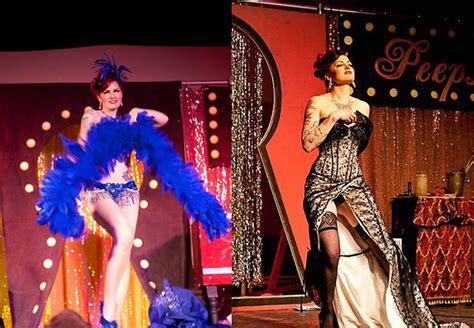 Burlesque Dancers Lucid Life Entertainment