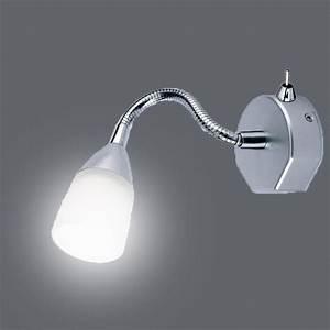 Wandlampe Mit Schalter : design wandlampe flexarm wandleuchten leselampe mit schalter neu ebay ~ Watch28wear.com Haus und Dekorationen