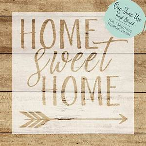 home sweet home stencil home sweet home decal pallet With what kind of paint to use on kitchen cabinets for twinkle twinkle little star vinyl wall art