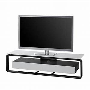 Tv Günstig Kaufen : tv rack shanon schwarz glas platingrau 150 cm maja m bel g nstig kaufen ~ Frokenaadalensverden.com Haus und Dekorationen
