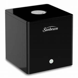 Sunbeam U00ae Mist Me U2122 Ultrasonic Humidifier  Black Sul410