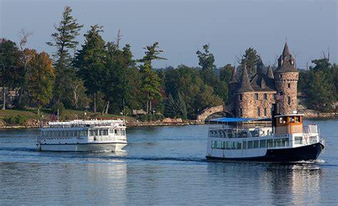 Uncle Sam Boat Tours Singer Castle by Boldt Castle Shuttle