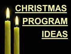 1000 images about Church Program Ideas for Christmas on