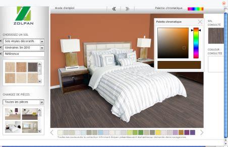 simulation peinture chambre choisir une couleur peinture salon chambre avant d acheter