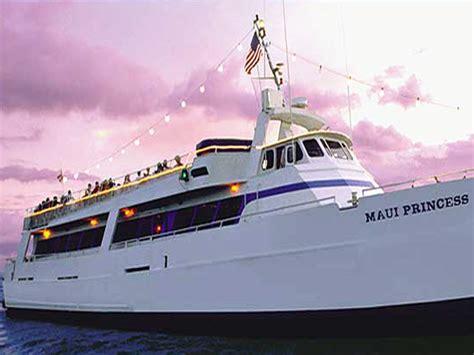 maui princess sunset dinner cruise hawaii discount