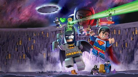 2 Lego Dc Comics Super Heroes Justice League Vs Bi