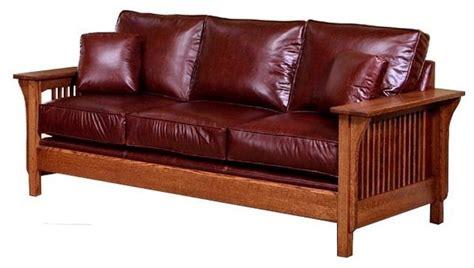 arts and crafts sofa sleeper