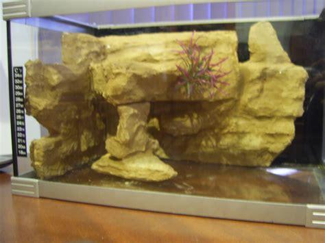 Diy Aquarium Background Cichlids Diy Aquarium Background