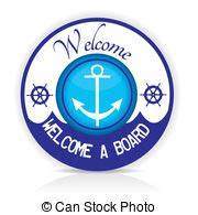 Welcome aboard Vector Clipart Royalty Free. 99 Welcome ...