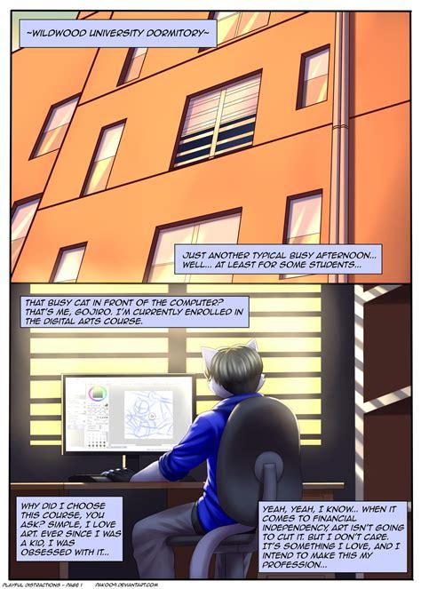 pak009 playful distractions super hentai comics