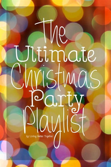 the ultimate playlist sugar soul - Christmas Party Playlist