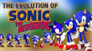 xbox cards the evolution of sonic the hedgehog
