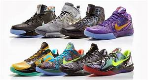 Best Kobe Bryant Signature Shoe Releases in History ...