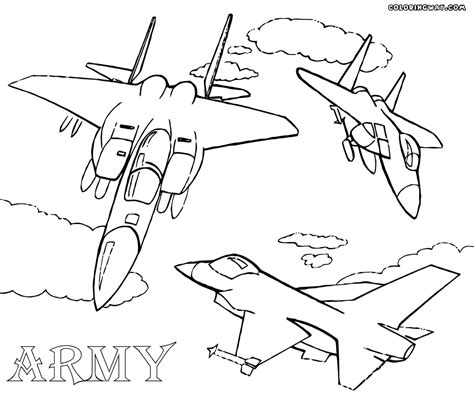 army coloring pages coloring pages    print
