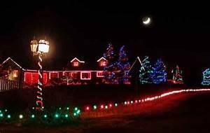 C Style Design Outdoor Christmas Lighting