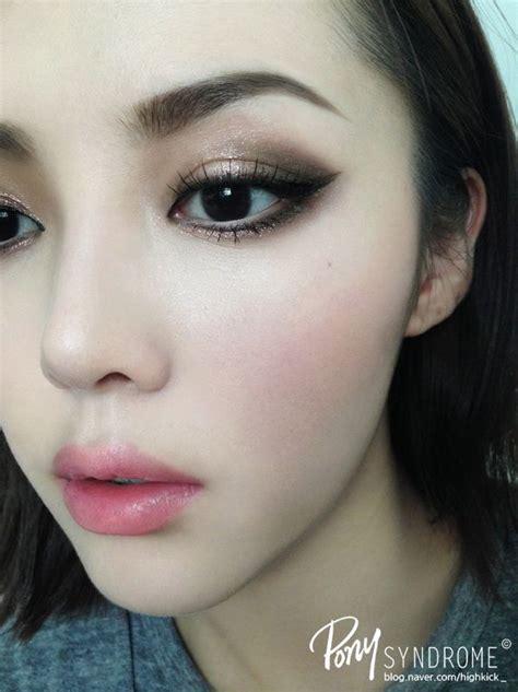 images  pony makeup  pinterest