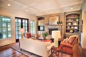 Magnolia - Traditional - Living Room - charleston - by