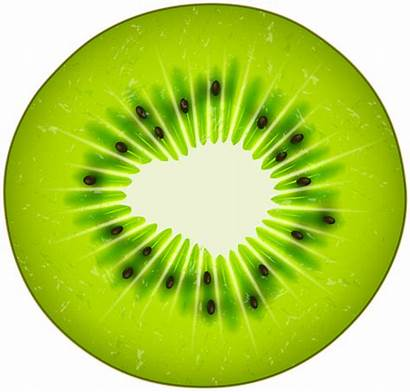 Kiwi Transparent Clip Circle Clipart Fruit Yopriceville