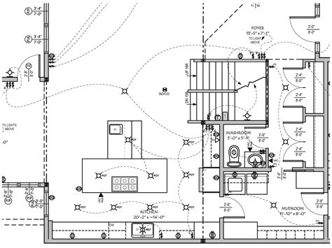 home architecture electrical plan sle house plans 3