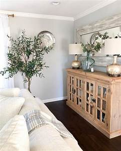A, Quaint, Decorated, Corner, Featuring, An, Elements, Side, Board, Photo, Via, Crazychicdesign, With