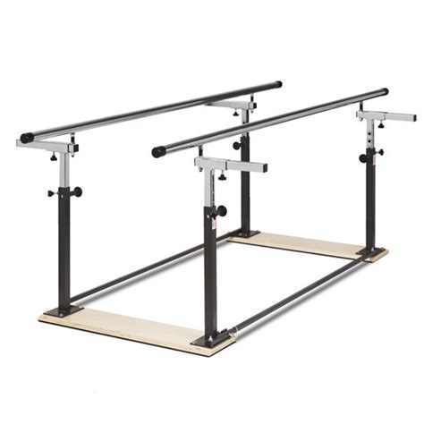 physical therapy table dimensions folding parallel bars physical therapy parallel bars