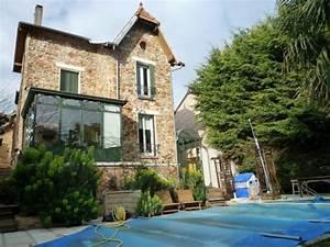 Veranda à L Ancienne : meuliere veranda a l 39 ancienne extension maison ~ Premium-room.com Idées de Décoration