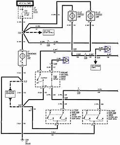 95 Gmc Parking Light Wiring Diagram
