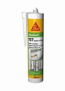 Joint Silicone Exterieur : sikaseal une gamme professionnelle de joints pour tous les ~ Melissatoandfro.com Idées de Décoration