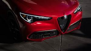 2018 Alfa Romeo Stelvio Nero Edizione 2 Wallpaper HD Car