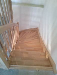 Výroba dřevěných schodů