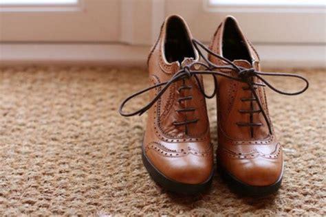 shoes vintage  school brown laces girl shoes