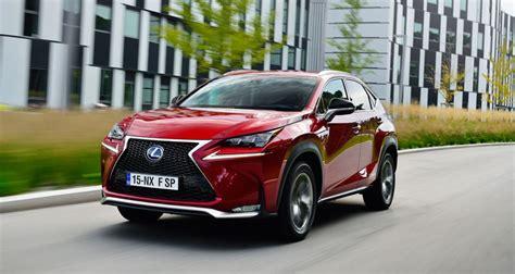Lexus Enters The Premium Mid-size Suv Segment