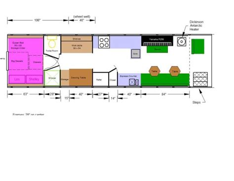 skoolie conversion floor plan conversion encyclopedia floor plans school