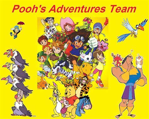 Pooh Adventures Team Deviantart