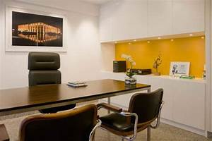 Modern Office Cabin Interior Design Contemporary Executive ...