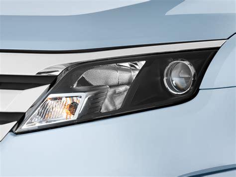image 2011 ford fusion 4 door sedan hybrid fwd headlight
