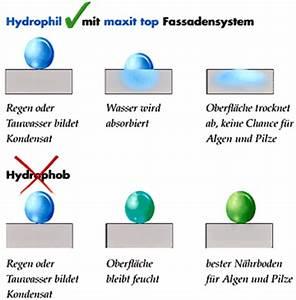 Kalk Gegen Pilze : maxit gegen algen und pilze hydrophil statt hydrophob ~ Michelbontemps.com Haus und Dekorationen